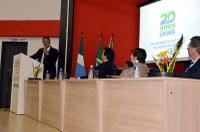 Solenidade comemora os 20 anos da UEMS em Nova Andradina