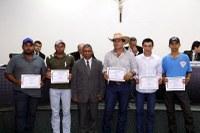 Clube de Laço Chaparral recebe homenagem na Câmara