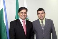 Ricardo Lima e Quemuel querem acompanhar convênios do Poder Executivo