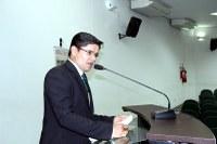 Ricardo Lima solicita cobertura para pontos de parada da PM