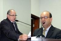 Robertinho e Valmirá querem instalação de hidrantes em pontos estratégicos da cidade