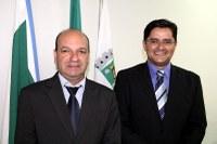 Valmirá e Ricardo Lima pedem manutenção no Jardim Tropical