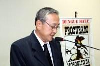 Valter requer informações sobre a dengue em Nova Andradina