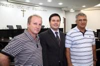 Vicente apoia mobilização dos trabalhadores em educação