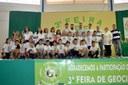 Nenão e Robertinho Pereira participam de encerramento da Feira de Geociências