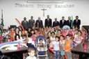 Câmara comemora o Dia das Crianças