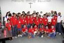 Projeto Menino de Ouro recebe moção de parabenização