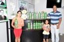 Corretor de imóveis adere a Campanha e doa 18 garrafas de lacres