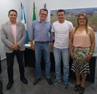 OAB visita Câmara de Nova Andradina