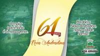 Parabéns Nova Andradina