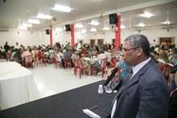 Presidente da Câmara elogia funcionalismo público em festa de confraternização