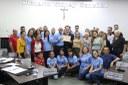 Professor de dança é homenageado com moção na Câmara de Nova Andradina