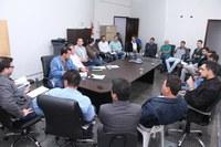 Reunião discute lei de uso e ocupação de solo em Nova Andradina