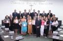 Sessão Solene marca homenagem às mulheres