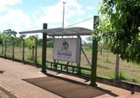 Valter do Anzai propõe construção de abrigo de ônibus no Jardim Universitário