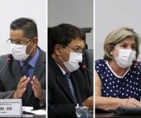 Vereadores cobram revitalização da Praça Geraldo Mattos Lima