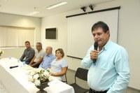 Vereadores participam de posse dos diretores das escolas municipais