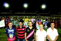 Vereadores prestigiam abertura da Copa Ercílio Carreira Mendes
